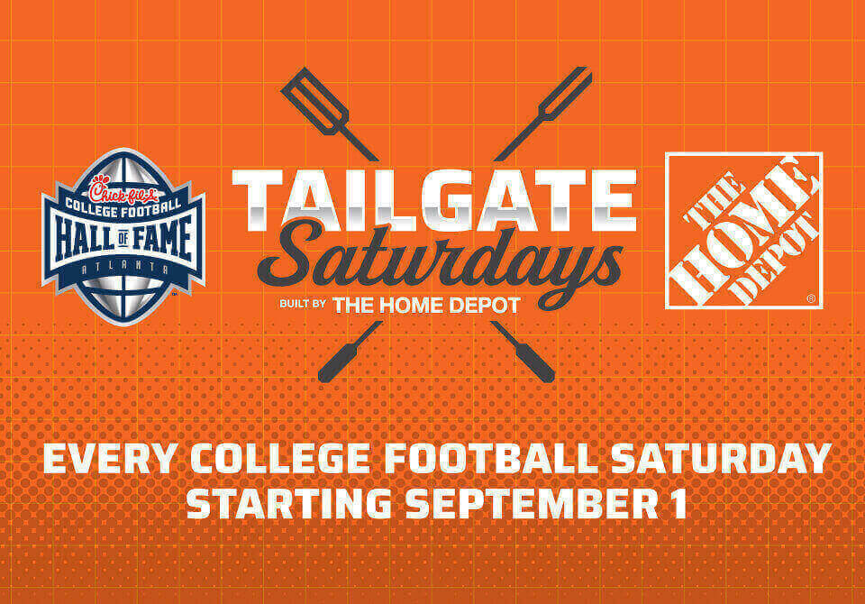 Tailgate Saturdays Built By The Home Depot