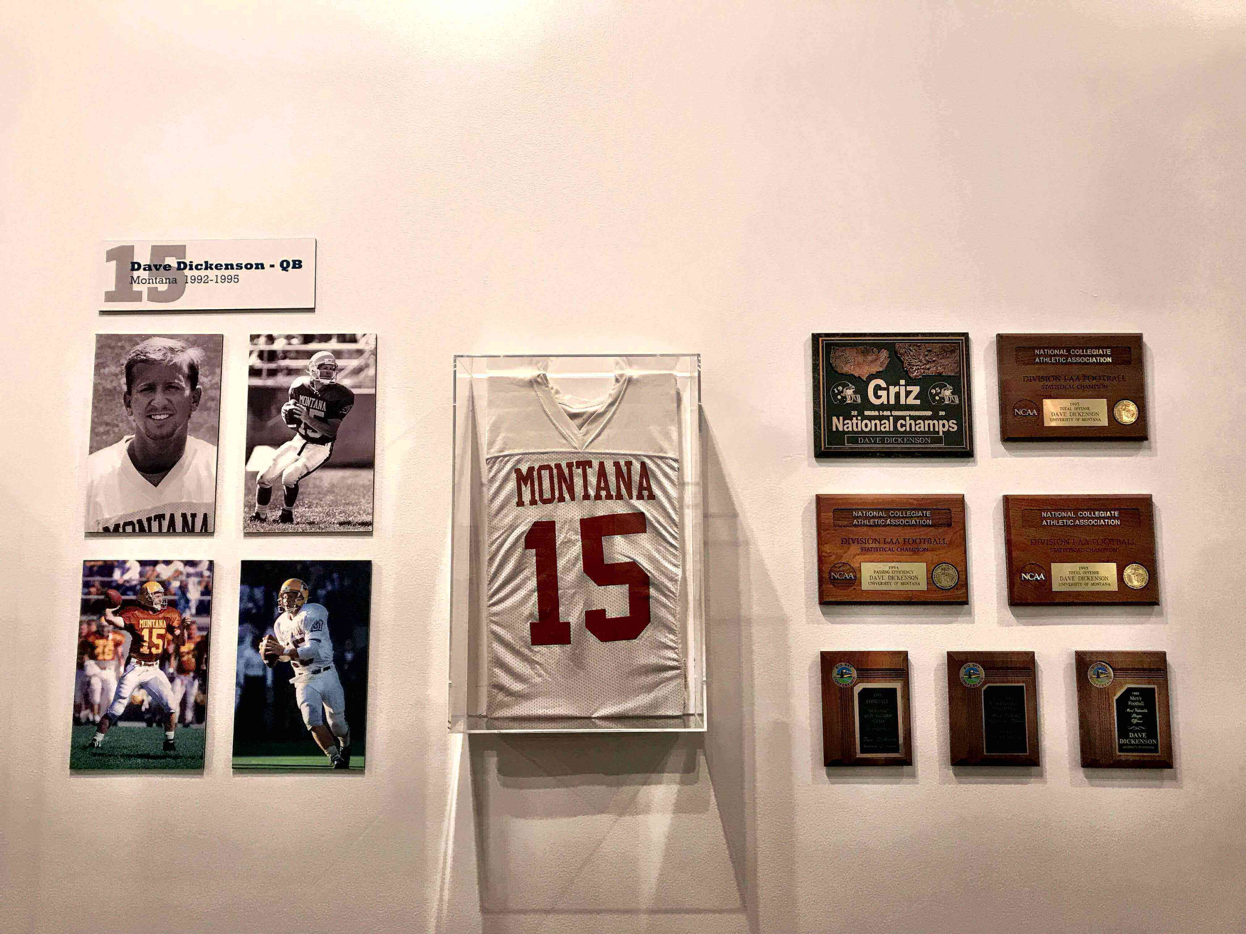 Chick-fil-A College Football Hall of Fame debuts new exhibit honoring 2018 Hall of Fame class