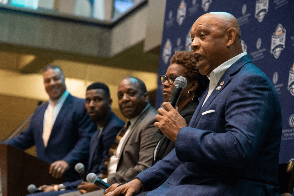 HBCUs: Past, Present and Future Speaker Panel: A Look Back