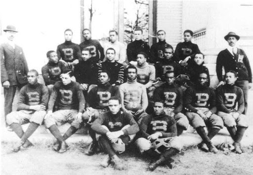 College Football Hall of Fame Blog: History of HBCU's