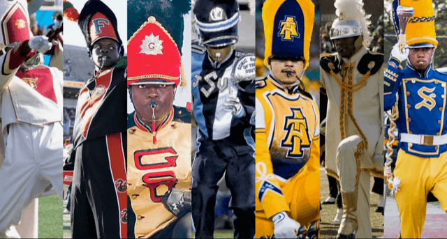 The College Football Hall of Fame Takes a Look at the Pageantry of HBCU Bands