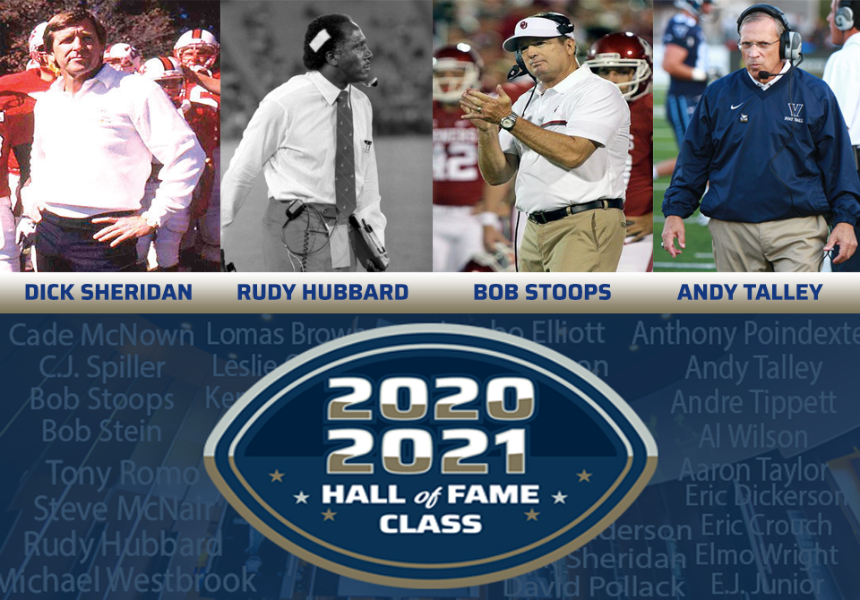 2020 & 2021 College Football Hall of Fame Classes . . . Coaches Edition