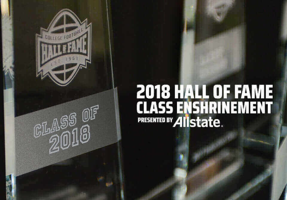 Fans can welcome the 2018 Hall of Fame Class home to Atlanta on Dec. 28